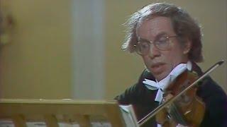 Gidon Kremer & Martha Argerich - Franck, Beethoven, Janacek, Schumann, Kreisler - video 1989