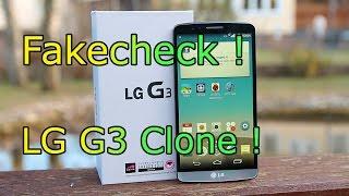 Fake LG G3 - 1:1 Clone - Cheap Replica - Fakecheck by ITXtutor [HD]