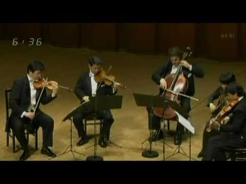 Brahms: String Quintet No. 2 in G Major, Opus 111, Mov. I