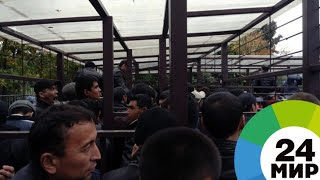 Для граждан Кыргызстана в России вступит в силу миграционная амнистия - МИР 24