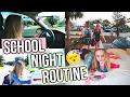 My School Night Routine 2017!