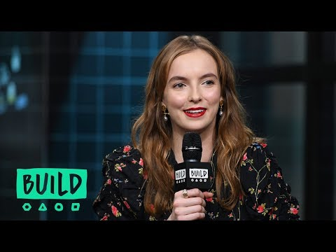 """Jodie Comer Discusses BBCA's """"Killing Eve"""""""
