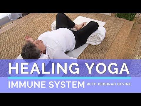Healing Yoga - Season 1 - Episode 21 - Immune System