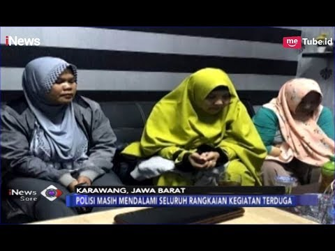 Wanita Berkampanye Hitam, Sebut Jokowi Larang Adzan & Izinkan Pernikahan Sejenis - INews Sore 25/02