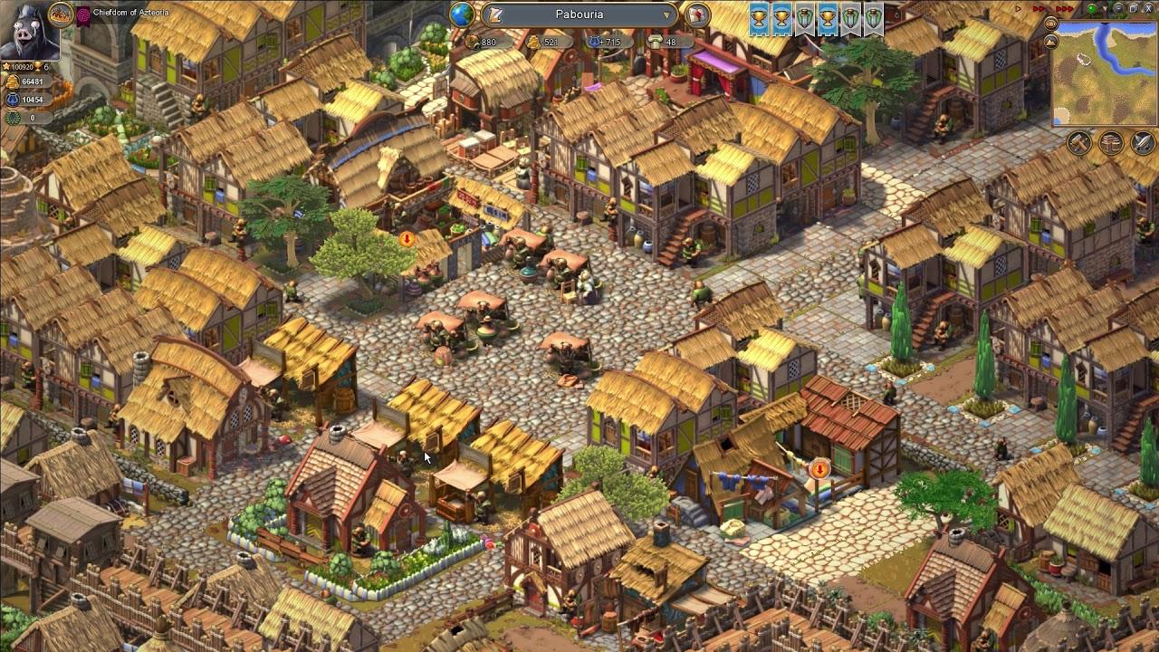 The multiplayer civilization builder