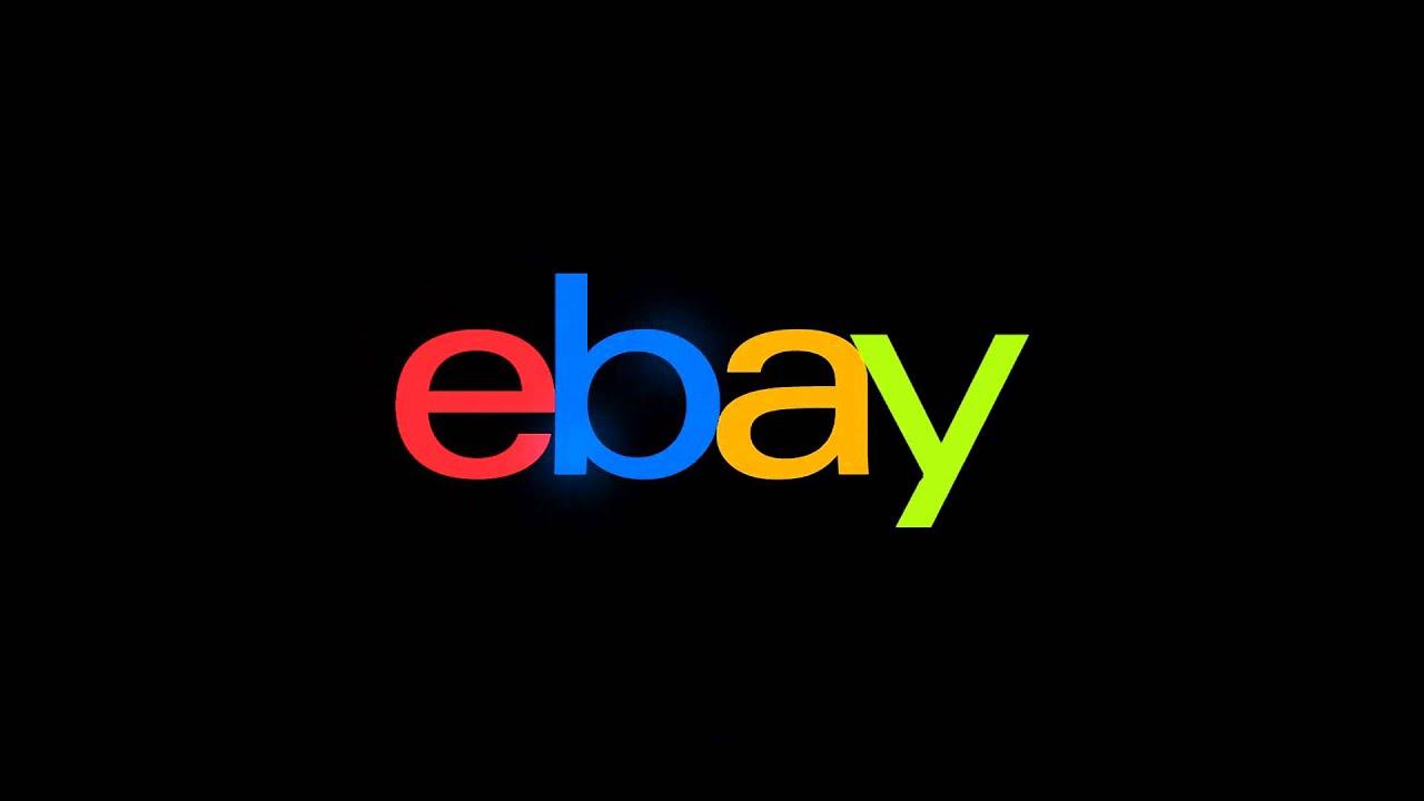 ebay logo - YouTube