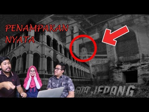 3 TEMPAT YANG TERBUKTI HOROR DI INDONESIA. HATI-HATI !