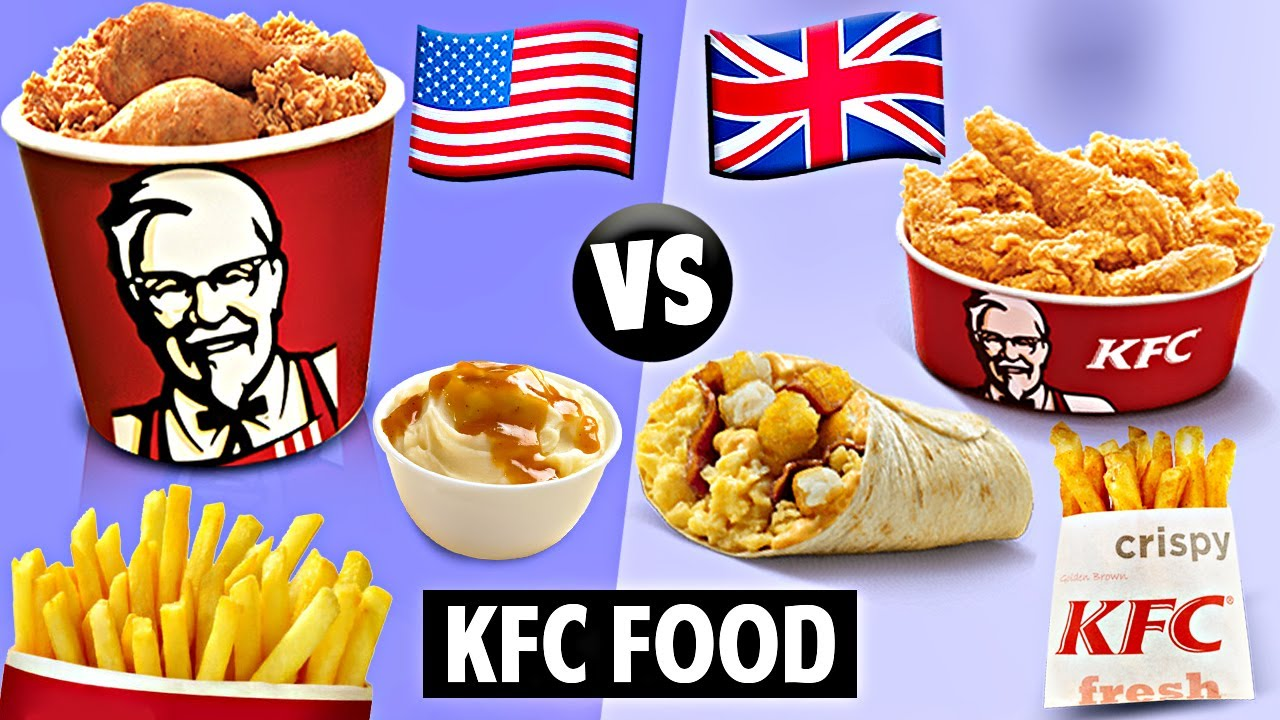 kfc is better than mcdonalds
