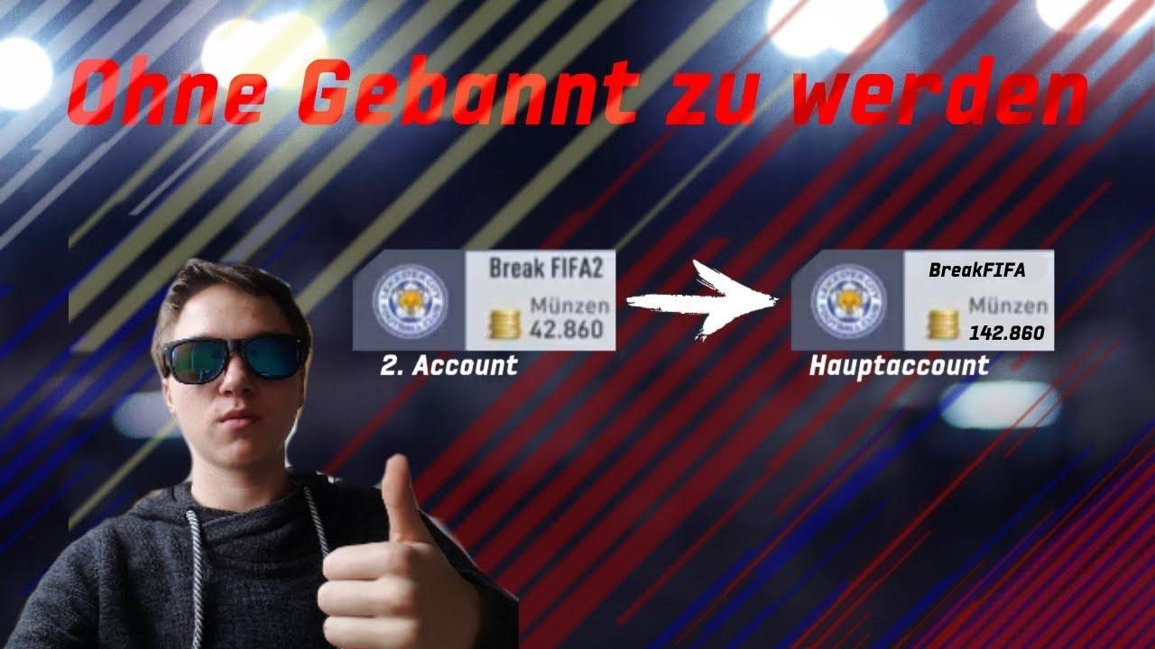 Fifa18 So Transferierst Du Coins Ohne Gebannt Zu Werden Kaum