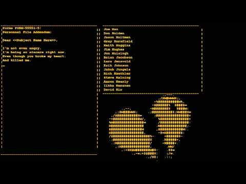 Portal - Still Alive [8-BIT] /w Download