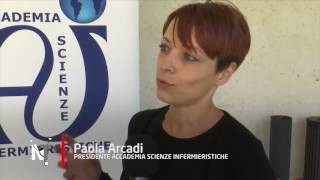 PAOLA ARCADI - GIRONATA INTERNAZIONALE INFERMIERI