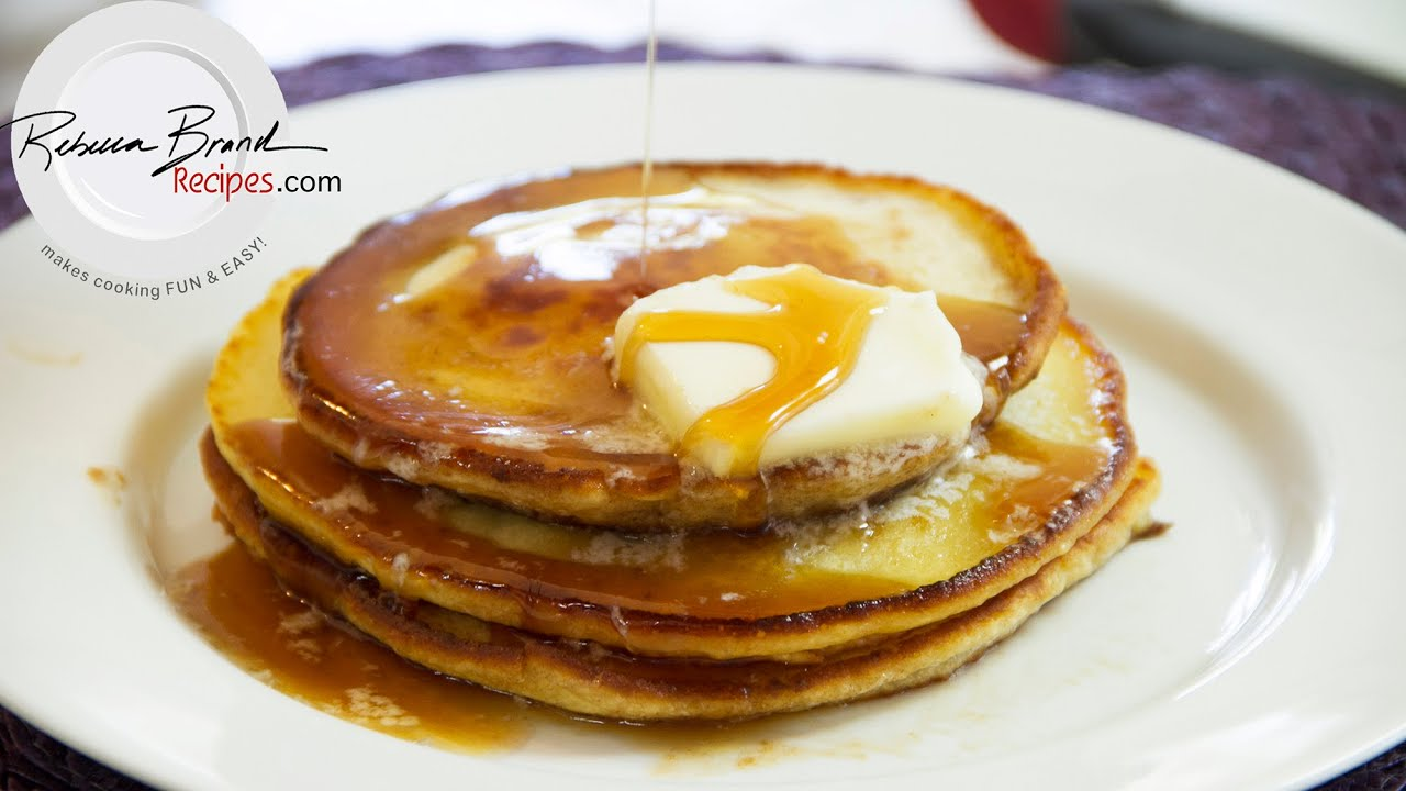 Pancake recipe how to make pancakes youtube pancake recipe how to make pancakes ccuart Choice Image