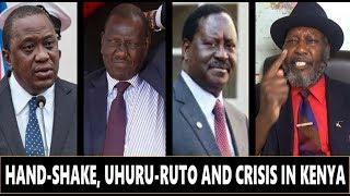 Martin Ngatia on Hand-Shake, Uhuru, Ruto and Crisis in Kenyan Politics