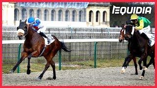 Vidéo de la course PMU PRIX DU PAYS DE FRANCE