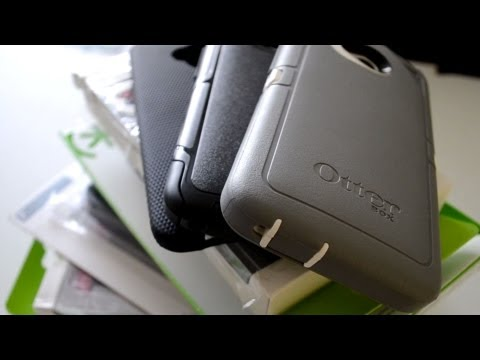 The best cases for the HTC One! (video)