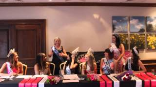 Interview with the Judges Surreys Dazzling Beauty Live Heat 2014 Thumbnail
