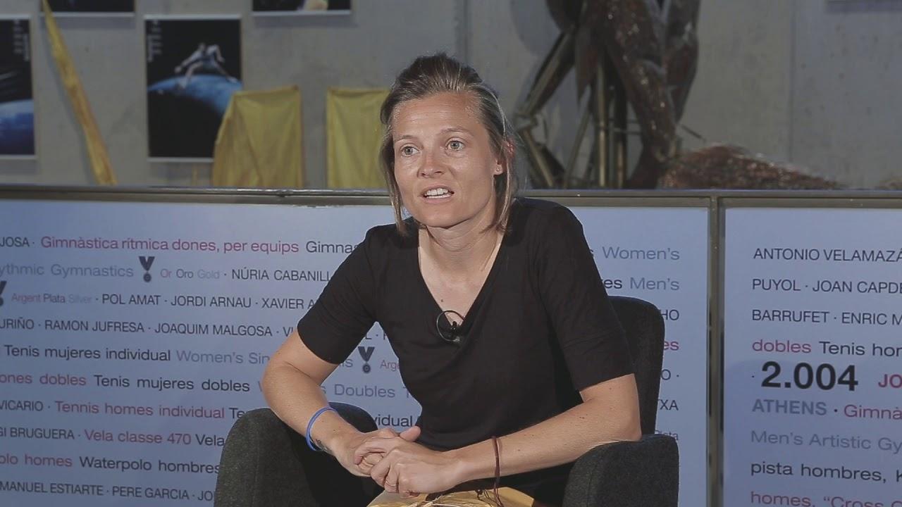 Alba Gamell: Fòrum Olímpic: L'impacte dels Esports Emergents