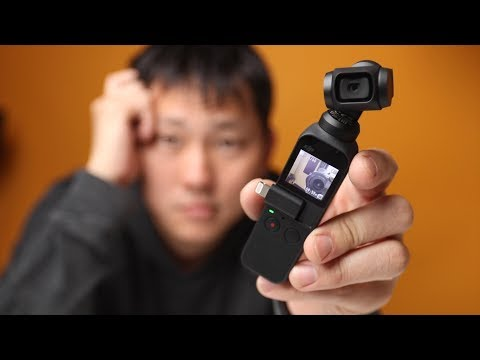 DJI Osmo Pocket | It's GREAT!.... But why I wouldn't buy it(again)