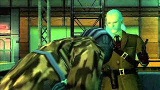 PS3 Longplay [038] Metal Gear Solid HD Collection: Metal Gear Solid 2 (Part 2 of 3)