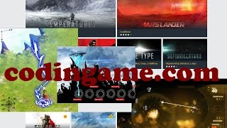 codingame.com #1