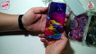 ЧЕХОЛ чехлы Samsung Galaxy A5 2017 Duos SM A520 32Gb Black