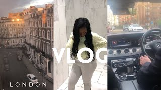 TRAVEL TO LONDON WITH MY BOYFRIEND Vlog: Day 1 !!!