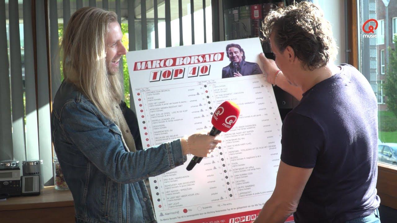 Marco Borsato - Lippenstift Marco's 40e Top 40 hit!