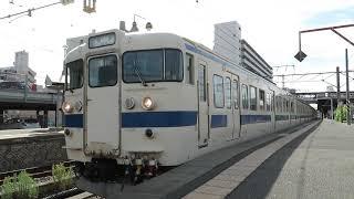 2021.07.23 - 415系区間快速列車1380M(南福岡)