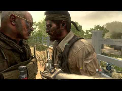 Call of Duty Black Ops 2 Campaign Walkthrough Part 5 - Time And Fate