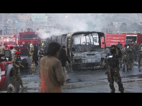 أخبار عالمية - إرتفاع حصيلة تفجير حافلة ركاب في #باكستان إلى 13 قتيلاً  - نشر قبل 2 ساعة