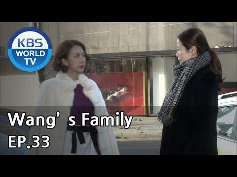 Wang's Family   왕가네 식구들 EP.33 [SUB:ENG, CHN, VIE]