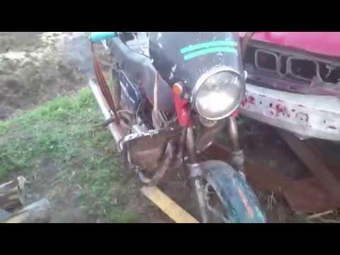 Мотоцикл за 2000 рублей