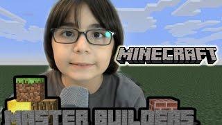 Minecraft Master Builders ve Speed Builders 2.oldum 22. Bölüm Games Time BKT