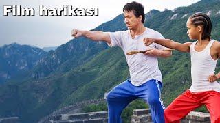Karateci  çocuk (ceket sahnesi) izle
