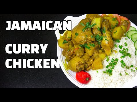 Jamaican Curry Chicken - How to make Curry Chicken