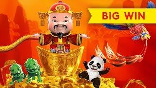 Gold Stacks 88 Dancing Foo Slot - BIG WIN SESSION!