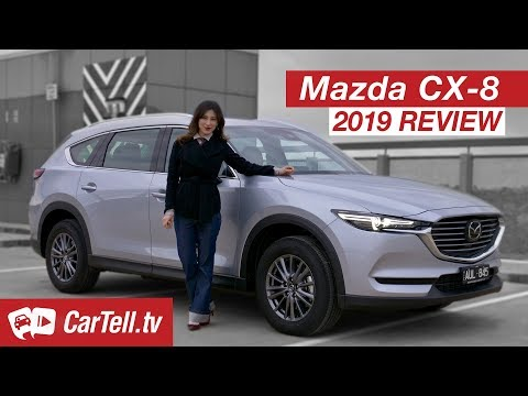 2019 Mazda CX 8 Review Australia
