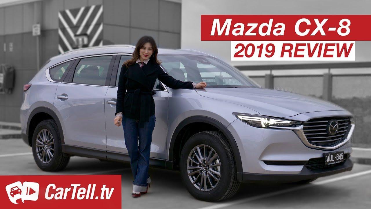 Mazda 2 Seater >> 2019 Mazda CX-8 Review | Australia - YouTube