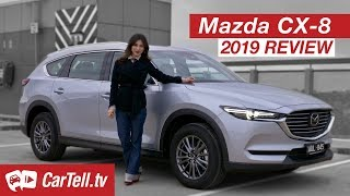 2019 Mazda CX-8 Review  Australia