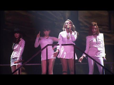 2NE1 - 'UGLY' LIVE PERFORMANCE