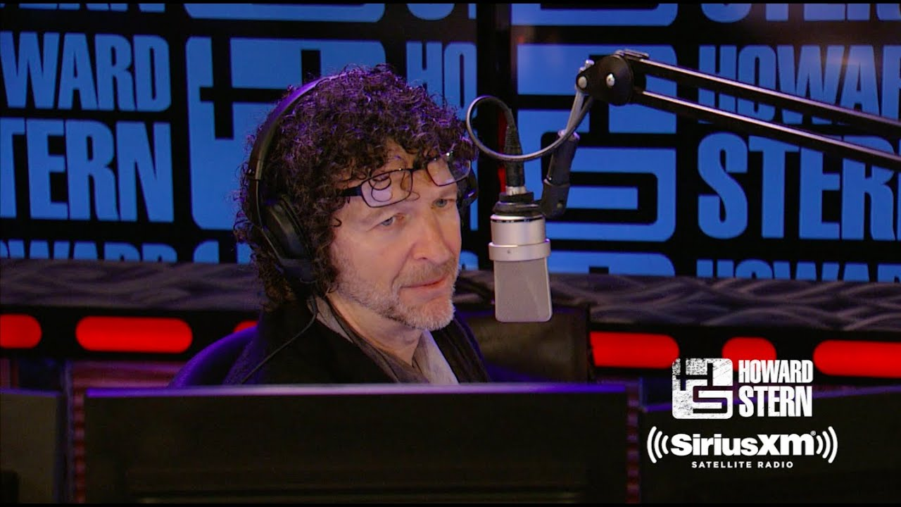 an argument against banning howard stern on account of his radio show The howard stern show at the first sign the argument is going against around here in the radio industry i've never heard his show but i know a.