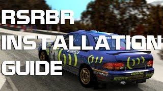 Richard Burns Rally - RSRBR Installation Guide