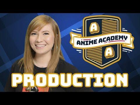 Animation Production Process | Anime Academy