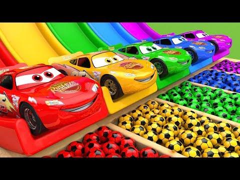 McQueen Car Assembly