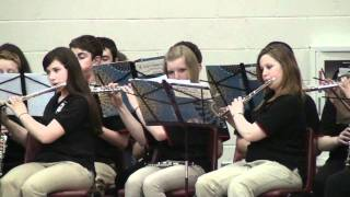 8th Grade Band - Crown of Castile - North Andover Middle School
