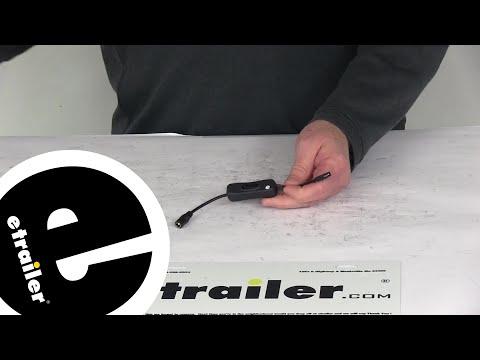 Diamond RV Lighting DG52670PB Review - etrailer.com