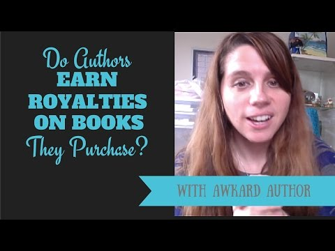 Do Authors Earn Royalties on Books They Purchase from Their Publishers?
