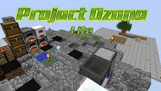 Project Ozone Lite - FAST RESOURCES [E02] (HermitCraft Server Modded Minecraft Sky Block)