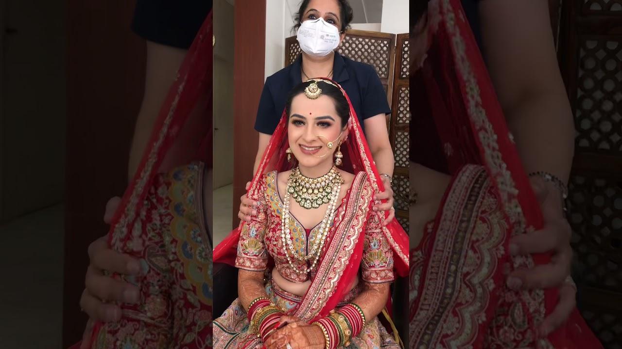 Param Sundari ! Bridal Makeover by Parul Garg