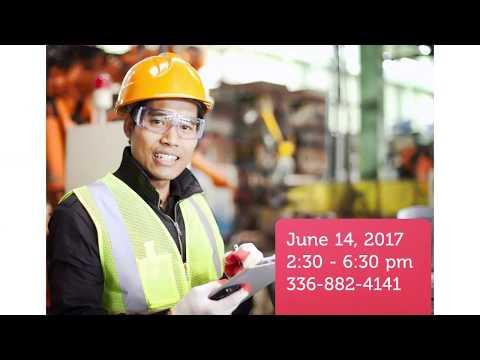 Manufacturing and Logistics Mega Hiring Event#